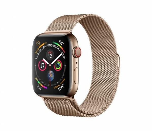 fde1cb167 سعر ومواصفات وعيوب Apple Watch Series 4 Aluminum 44mm GPS + Cellular ...