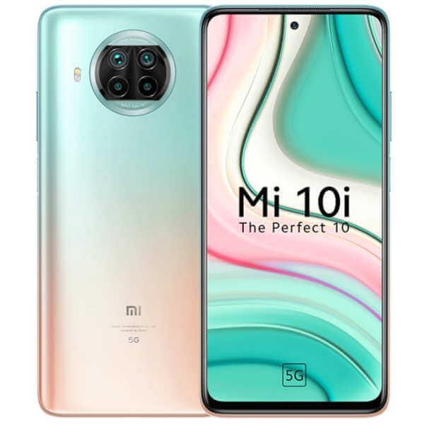 جميع مواصفات Xiaomi Mi 10i 5G سعر عيوب مميزات • موبي فورجي